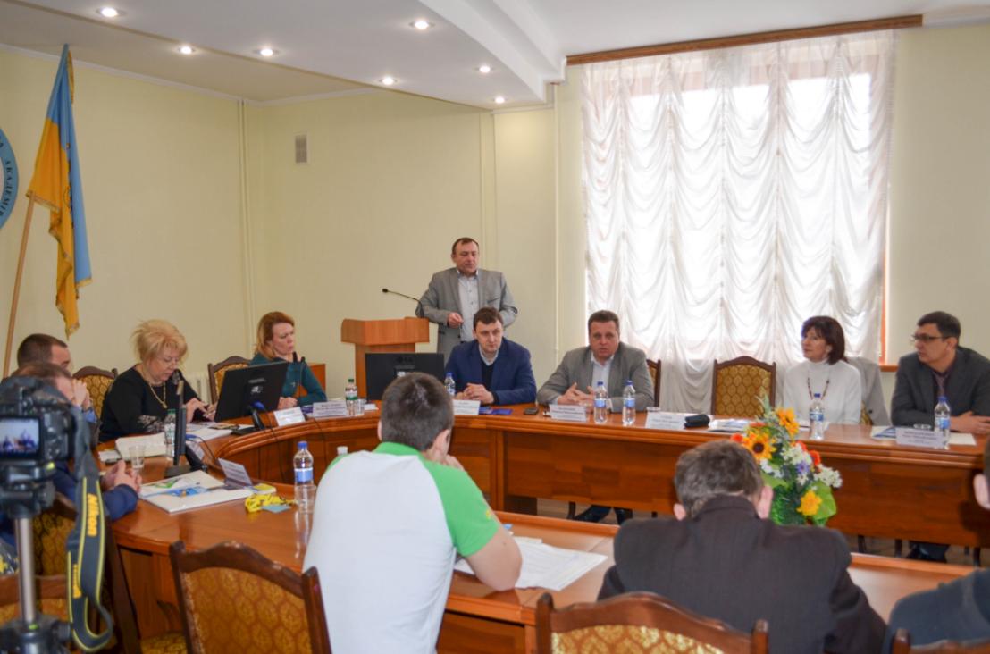 Відбувся науково-практичний семінар по програмі «Підтримка діяльності підприємства АПК засобами сучасних інформаційних систем і технологій»