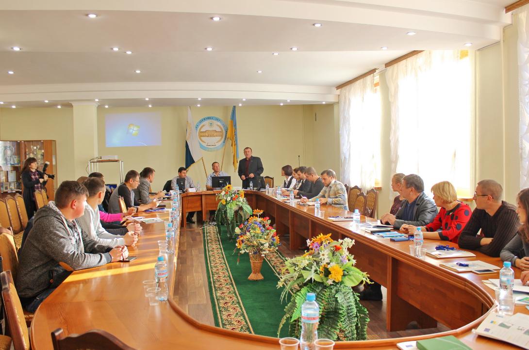 Відбувся Всеукраїнський науково-практичний семінар